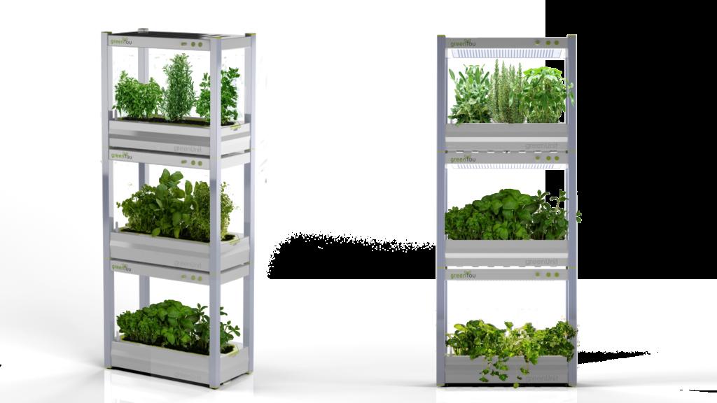 Indoor Garten indoor garten greenunit 2 0 auch stapelbar greenyou grüner